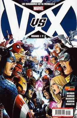 VVX: Los Vengadores vs. La Patrulla-X (2012-2013) (Grapa) #1