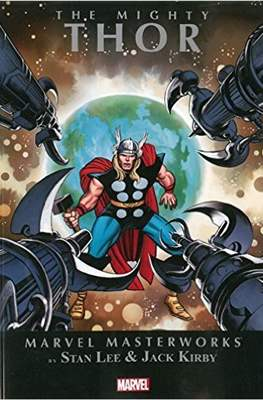 Marvel Masterworks: The Mighty Thor (Softcover) #5