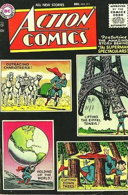 Action Comics Vol. 1 (1938-2011; 2016-) (Comic Book) #211