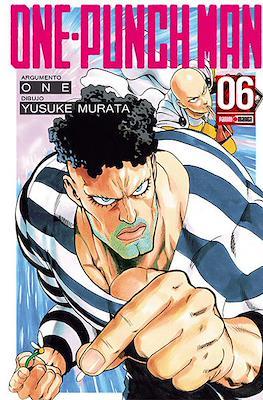 One-Punch Man (Rústica con solapas/sobrecubierta) #6