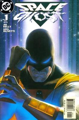 Space Ghost (Comic book) #1