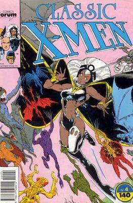 Classic X-Men Vol. 1 (1988-1992) #4
