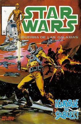 Star Wars. La Guerra de las Galaxias (Grapa) #8