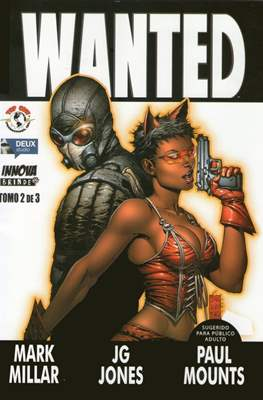 Wanted (Trade Paperback) #2