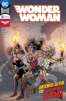 Wonder Woman Vol. 5 (2016-) #52