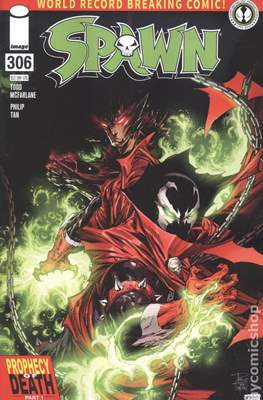 Spawn (Comic Book) #306