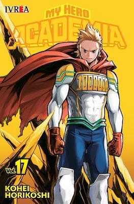 My Hero Academia (Rústica con sobrecubierta) #17