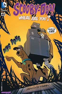 Scooby-Doo! Where Are You? (Comic Book) #40