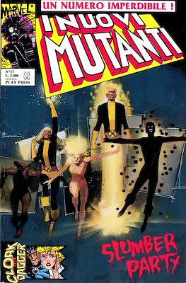I Nuovi Mutanti (Spillato-brossurato) #17