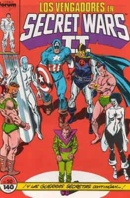 Secret Wars (1985-1987) (Grapa 32 pp) #50