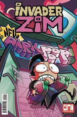 Invader Zim (Comic Book) #29