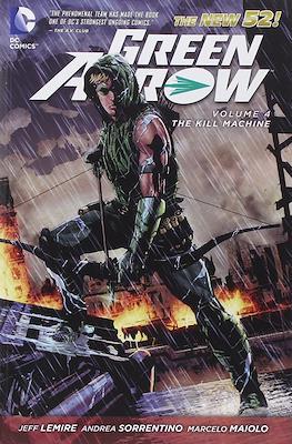 Green Arrow (2011-) New 52 (Rústica) #4