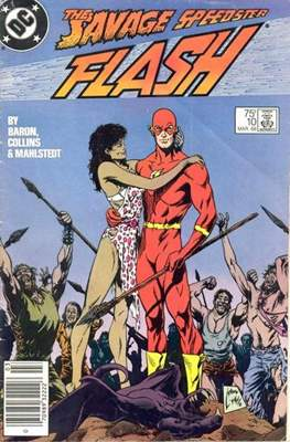 The Flash Vol. 2 (1987-2006) (Comic Book) #10