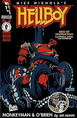 Hellboy (Comic-book) #2