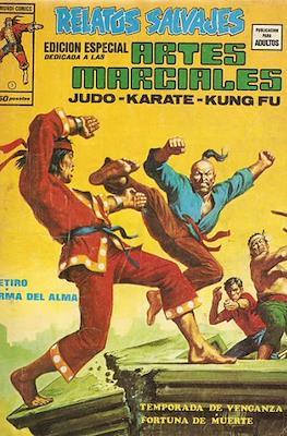 Relatos salvajes: Artes marciales Judo - Kárate - Kung Fu Vol. 1 (Rústica 52-68 pp. 1975-1979) #3