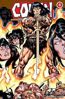 Conan El Bárbaro (Cartoné 600 pp Integral) #4