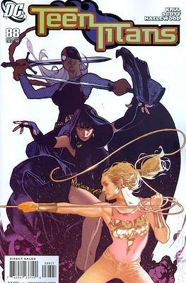 Teen Titans Vol. 3 (2003-2011 Variant Cover) (Comic Book) #88