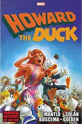 Howard the Duck: The Complete Collection (Rústica) #3