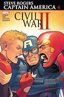 Captain America: Steve Rogers (Comic Book) #4