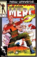 Mark Hazzard Merc (Comic-book.) #2