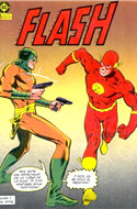 Flash (1984-1985) (Grapa 36 pp) #1