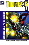 Thunderbolts Vol. 2 (2002-2004) (Rústica 96-128 pp) #8