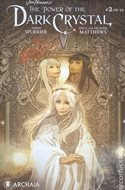 The Power of the Dark Crystal (Variant Cover) (Comic Book) #2.2