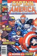 Captain America: Sentinel of liberty. Vol 1 (Comic-Book) #1