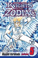 Knights of the Zodiac - Saint Seiya (Softcover) #5