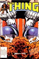 The Thing (1983-1986) (Comic Book) #7
