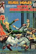 Relatos salvajes. Artes marciales Judo - Kárate - Kung Fu (1975-1979) (Rústica 52-68 pp) #6