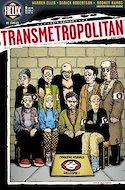 Transmetropolitan (Comic-book) #8