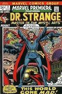 Marvel Premiere (Comic Book. 1972 - 1981) #3
