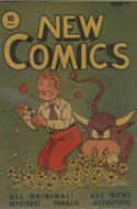 New Comics / New Adventure Comics / Adventure Comics (1935-1983; 2009-2011) (Saddle-Stitched) #5