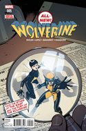 All-New Wolverine (2016-) (Comic book) #5