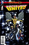 Justice League United (2014-2016) (Grapa) #4.5