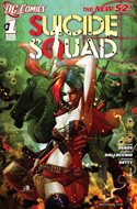 Suicide Squad Vol. 4. New 52 (2011-2014) Digital #1