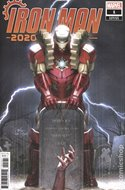 Iron Man 2020 (2020- Variant Cover) (Comic Book) #1.3