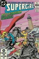 The Daring New Adventures of Supergirl (Grapa) #6