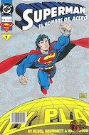 Superman: El Hombre de Acero (Rústica) #1