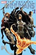 The Uncanny Inhumans Vol. 1 (2015-2017) (Comic-book) #1