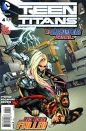Teen Titans Vol. 5 (2014-2016) (Comic Book) #4