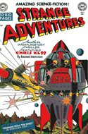 Strange Adventures (1950-1973) (Comic Book) #3