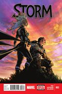 Storm Vol. 3 (2014 - 2015) (Comic Book) #3