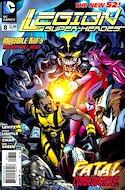 Legion of Super-Heroes Vol. 7 (2011-2013) (Comic-book) #8