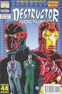 Destructor Nocturno (1994-1995) (Grapa. 17x26. 24 páginas. Color.) #9