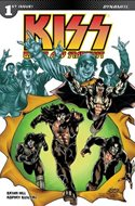 KISS: Blood and Stardust (Variant Covers) (Comic Book) #1