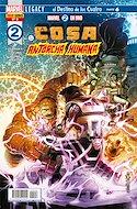 Marvel 2 en Uno: La Cosa y La Antorcha Humana (Grapa) #6