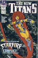 New Teen Titans / New Titans Annual (1985-1995) (Comic Book) #6
