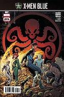X-Men Blue (Comic-book) #7